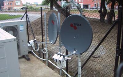 DVB-C Kopstation